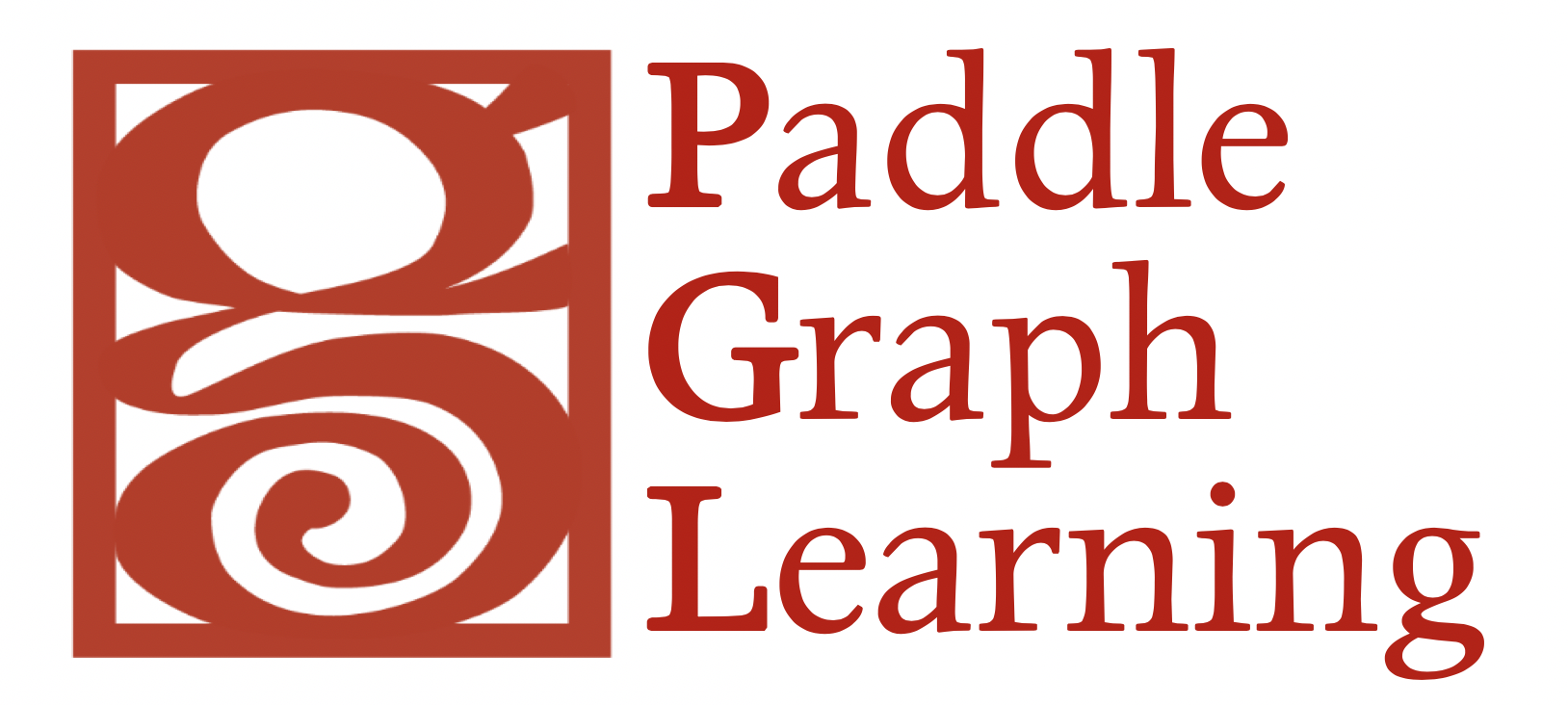 The logo of Paddle Graph Learning (PGL)