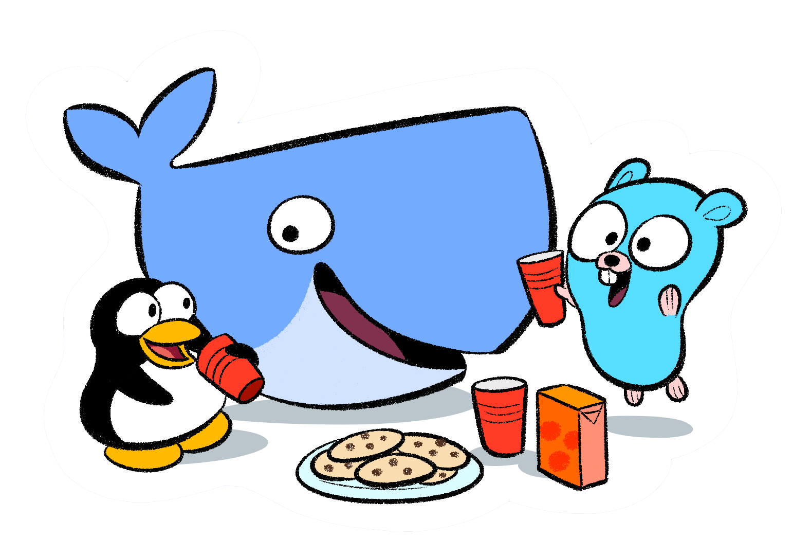 Docker friend