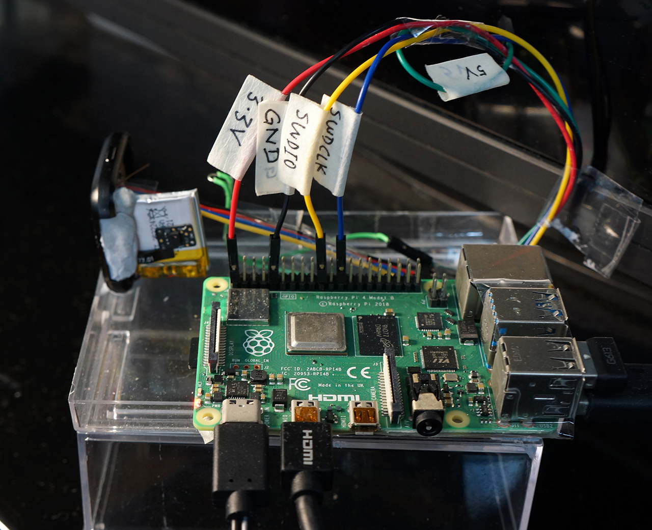 Connecting PineTime to Raspberry Pi